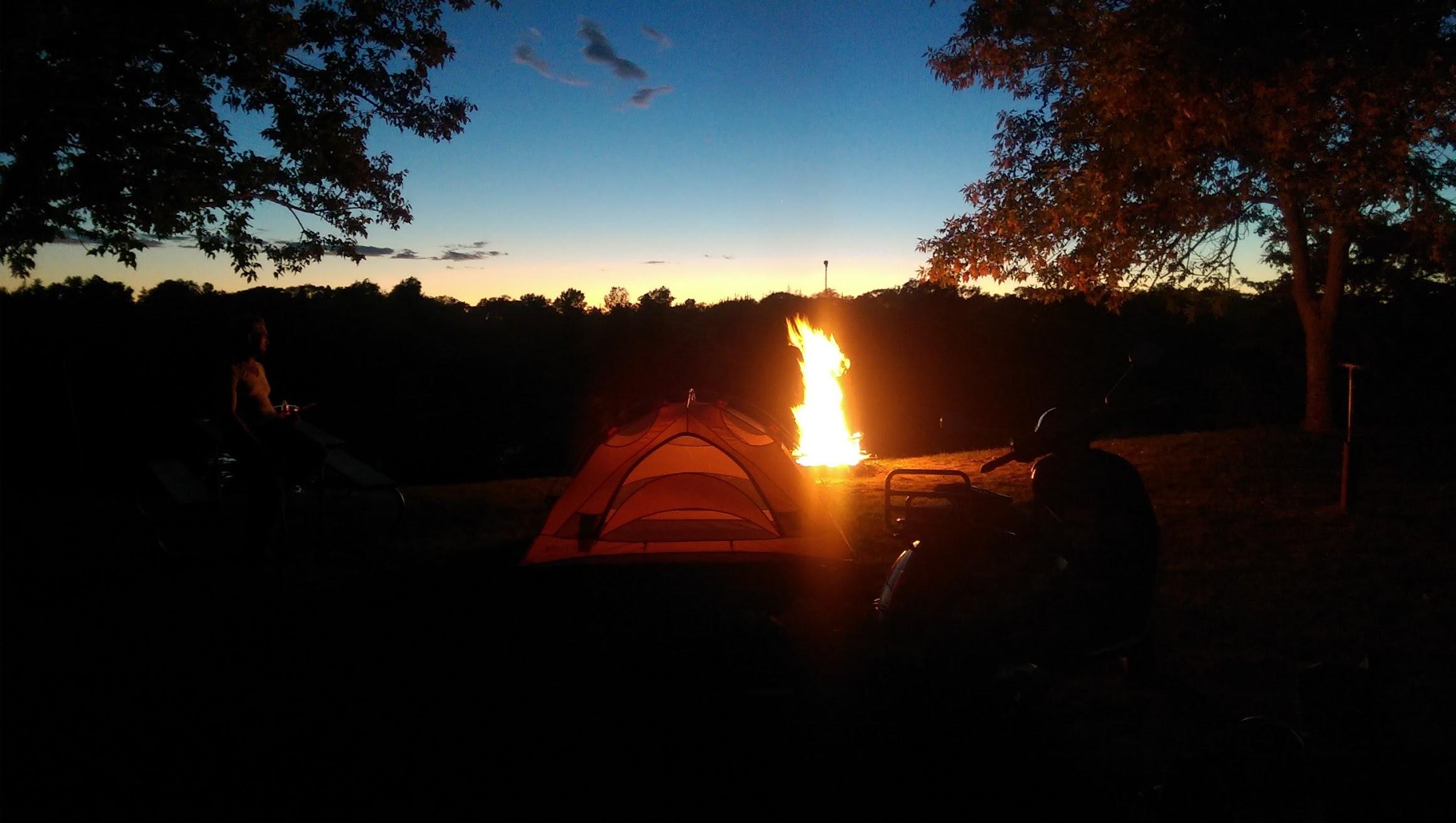 Site 2 Fire