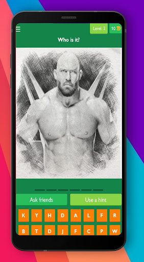 WRESTLING SUPER STAR WWE FREE  captures d'écran 2