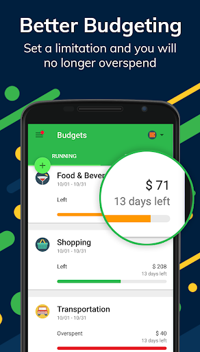 Money Lover: Expense Tracker & Budget Planner 3.8.52.2018121609 screenshots 2