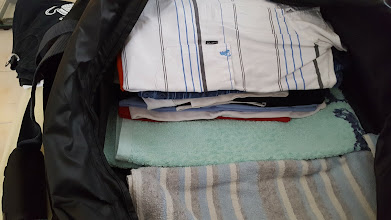 Photo: 4. Fünf dünne Poloshirts