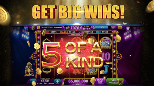 Vegas Legend - Free Casino & Get Rich Fast 1.9 screenshots 1