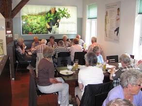 Photo: Mittagessen im Ginseng-Café
