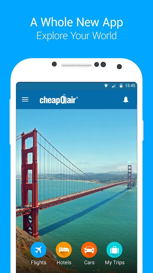CheapOair — Book Cheap Flights- screenshot