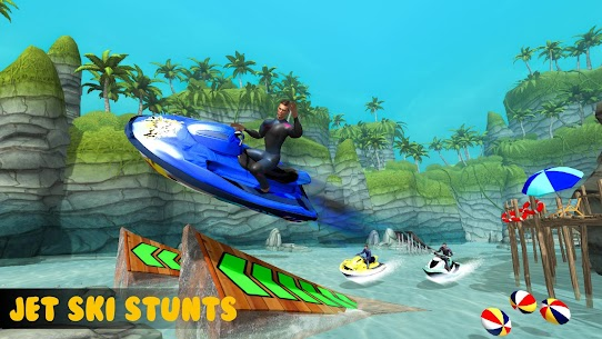 Jet Ski Racing Stunts : Fearless Water Sports Game 4