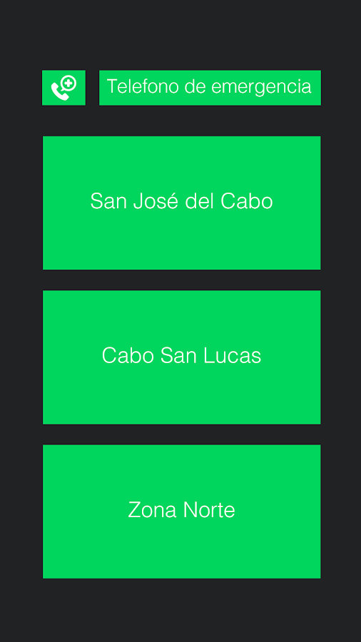 BRAC Los Cabos- screenshot