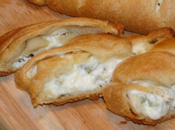 Sausage Cream Cheese Crescents - Aka - Gikles Recipe