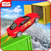 The Impossible Tracks Car Stunts Race