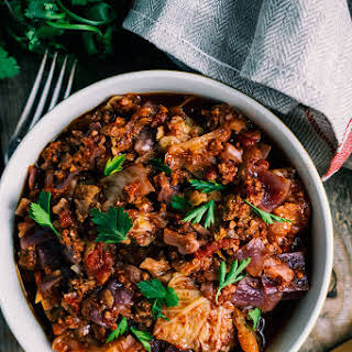 Crock Pot Cabbage Casserole Recipes.
