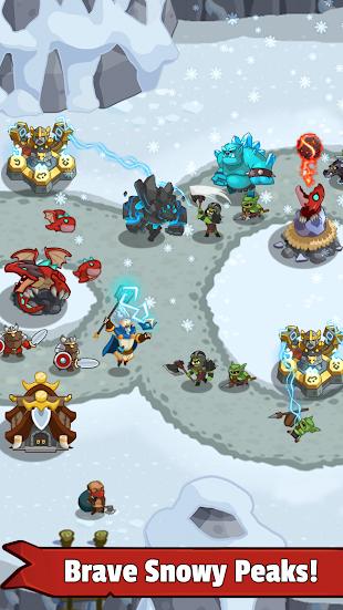Legends TD - None Shall Pass!- screenshot thumbnail