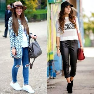 Swag Outfits For Girls Screenshot Thumbnail