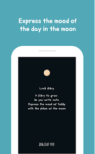 Luna Diary-journal on the moon- screenshot thumbnail