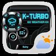 K-Turbo Reward Theme GOWeather icon