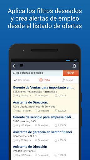 CompuTrabajo Ofertas de Empleo  screenshots 4