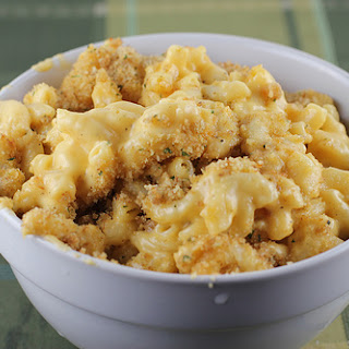 Fannie Farmer's Classic Baked Macaroni and Cheese