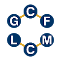 GCF and LCM of two or more numbers icon