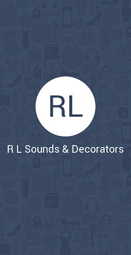R L Sounds & Decorators screenshots 1