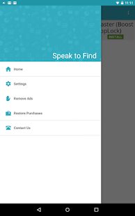 Speak to Find- screenshot thumbnail