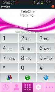 teleone plus screenshot 0