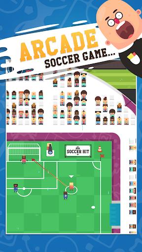 Soccer Hit - サッカー
