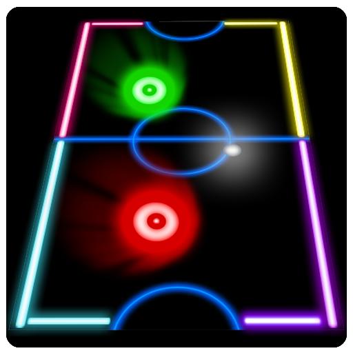 Glow Hockey 2016