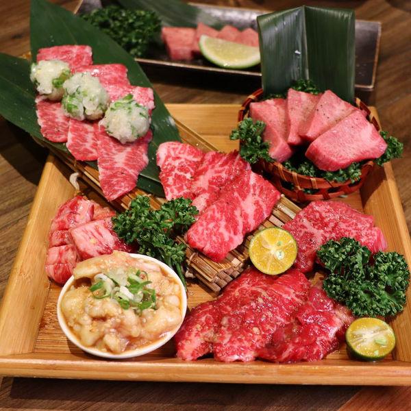乾杯燒肉居酒屋 安平店5種和牛套餐只要580元!新菜單平價個人燒肉,CP值好高!