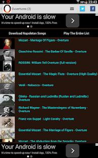 Opera Music - screenshot thumbnail