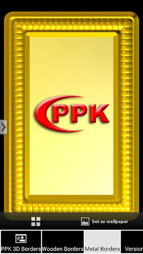 PPK 3D Borders