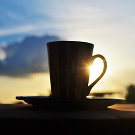 Storm in a Tea Cup! by Praveen Kulshreshtha - Food & Drink Alcohol & Drinks