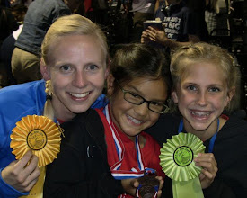 Photo: Nationals 2012 Day 1    Single Rope Speed Anna 4th, Abby 3rd, Allie 7th