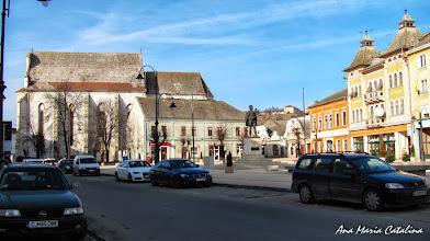 Photo: Turda  Piata Republicii - (2011.02.13)