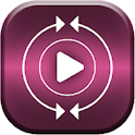 Deleted Video Recovery Lite icon