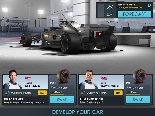 Motorsport Manager Online modavailable screenshots 11