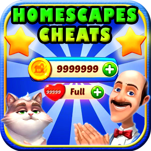 Cheats For Homescapes [ 2017 ] - prank