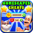Cheats For Homescapes [ 2017 ] - prank icon
