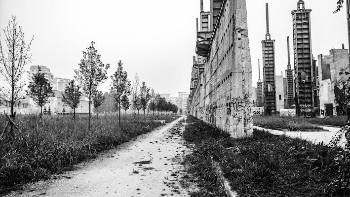 Ex zona industriale di Claudio Polesel