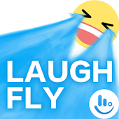 Laugh Fly TouchPal Boomtext