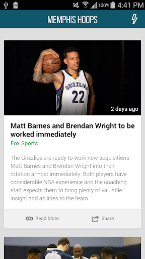 Memphis Hoops - Basketball
