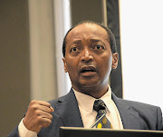 MAGNATE: African Rainbow Minerals head Patrice Motsepe