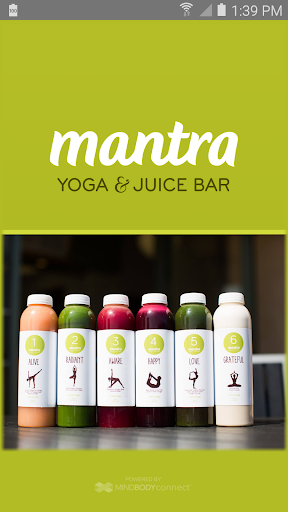 Mantra Yoga Juice Bar