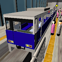 Monorail Train Crew Simulator icon