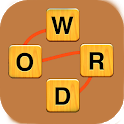 FOOD SHOP- Word Match Puzzle Game. icon