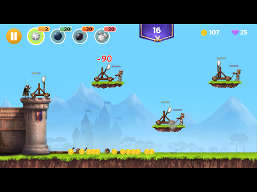 Catapult - castle & tower defense screenshot 9