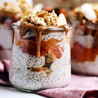 Roasted Citrus and Coconut Chia Pudding Parfaits Recipe