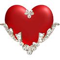 WAStickerApps love 💖 Heart Stickers 2020 icon
