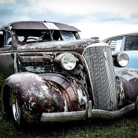 Rat-rod by Jurgen van Staden - Novices Only Objects & Still Life ( car, rat-rod, vintage, classiccars, carshow, oldtimer, rust, vintagecars, classics,  )