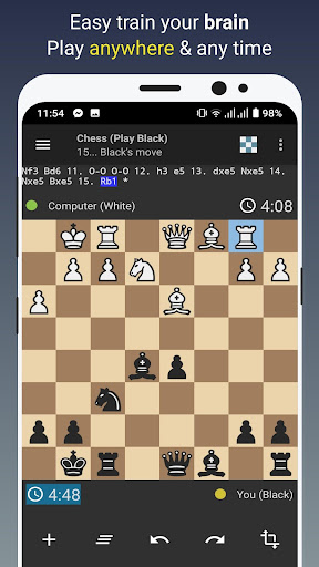 Chess - Play & Learn Free Classic Board Game 1.0.4 screenshots 2