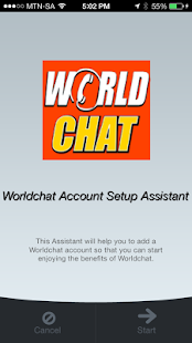 Worldchat- screenshot thumbnail