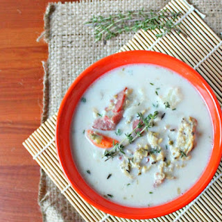 Paleo Clam Chowder Recipe in 30 Minutes