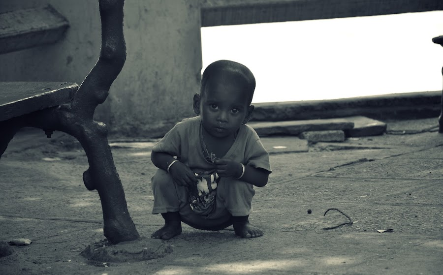 They also deserve to get captured  by Santanu Goswami - Black & White Street & Candid