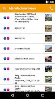 Screenshot of Perkins Motors DealerApp